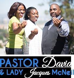 Pastor David & Lady Jacques McNeil
